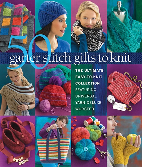 50 garter Stitch Gifts_Cover_FINAL.indd