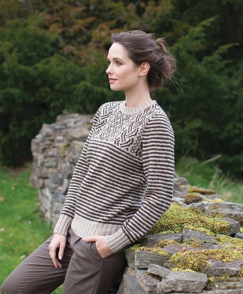Knitting Magazine Pattern Update Mackintosh By Martin Storey