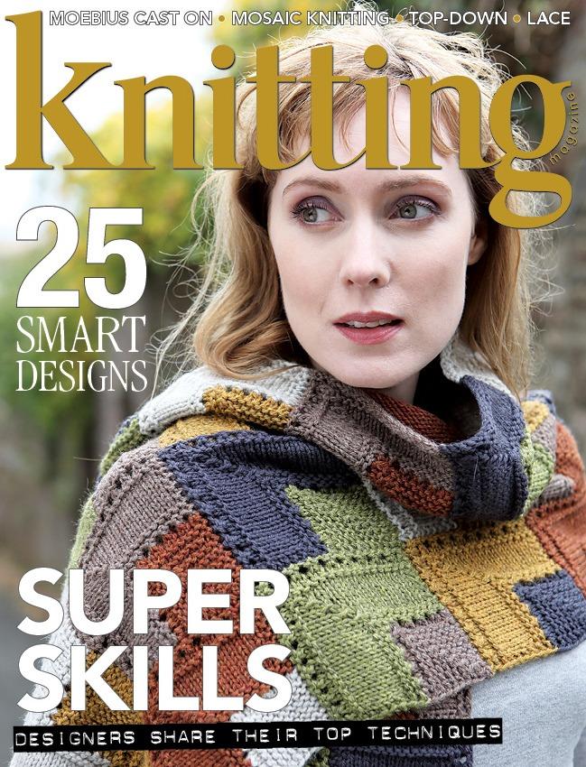 Knitting Magazine Issue 178 Available Now Knitting Magazine