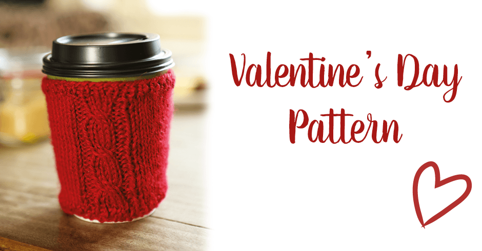 Knitting Magazine Knitting Magazine Valentines Day Coffee Cup