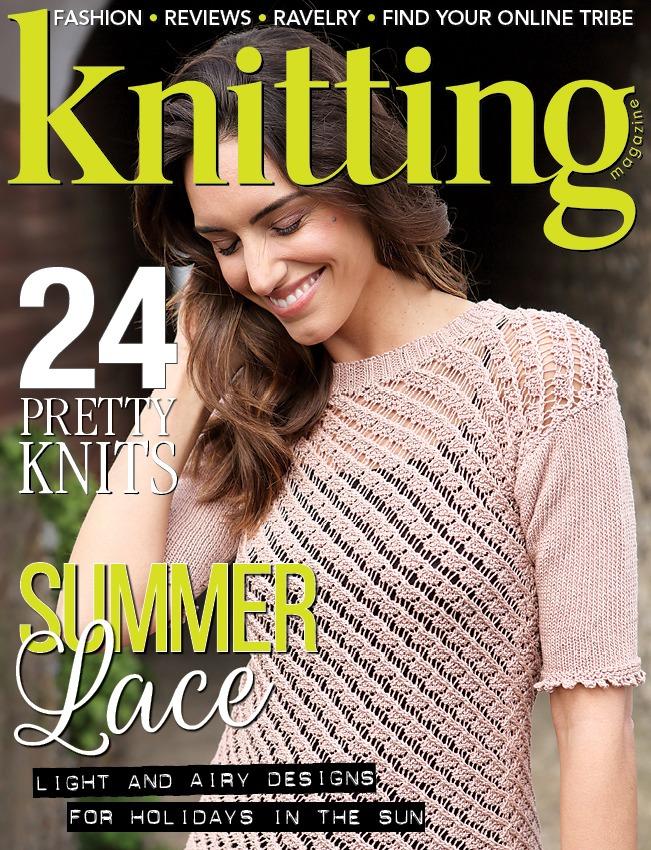 Knitting Magazine Issue 183 Available Now Knitting Magazine