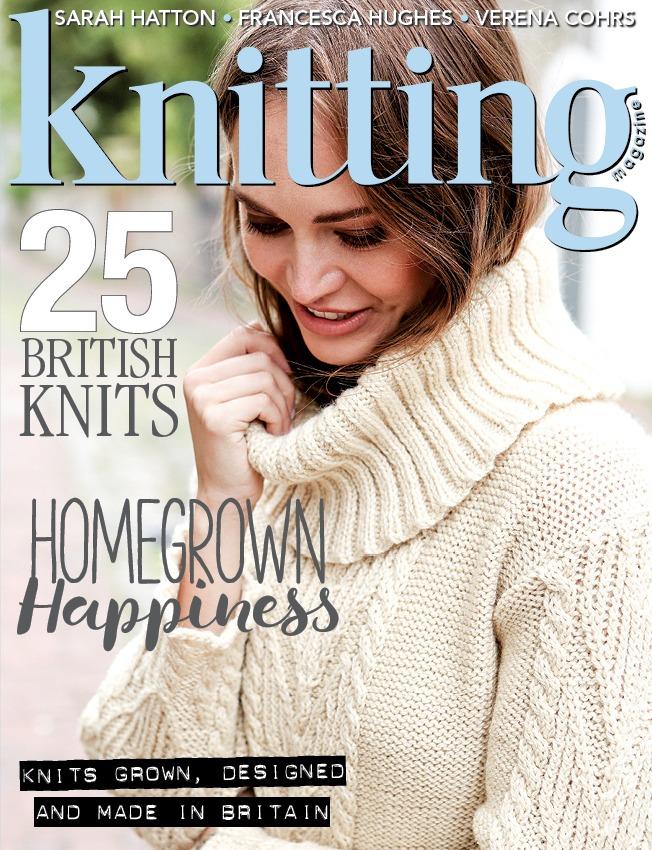 Knitting Magazine Knitting Magazine September Issue 184