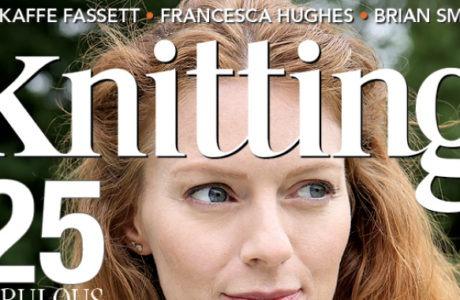 Autumn issue Knitting magazine