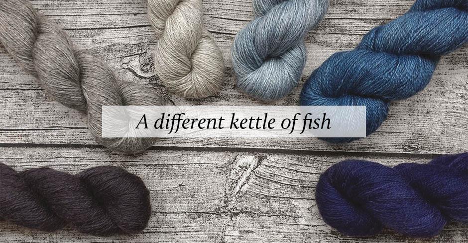 Kettle of Fish - Kettle Yarn co