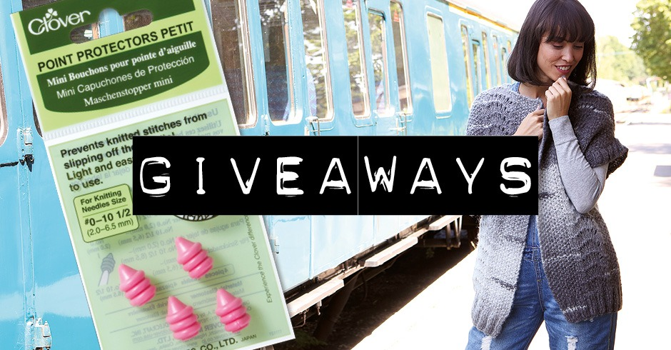 knitting 186 giveaways