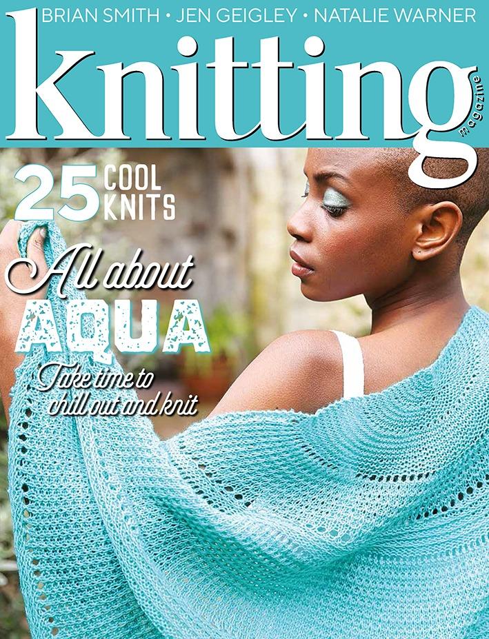 Knitting magazine 208
