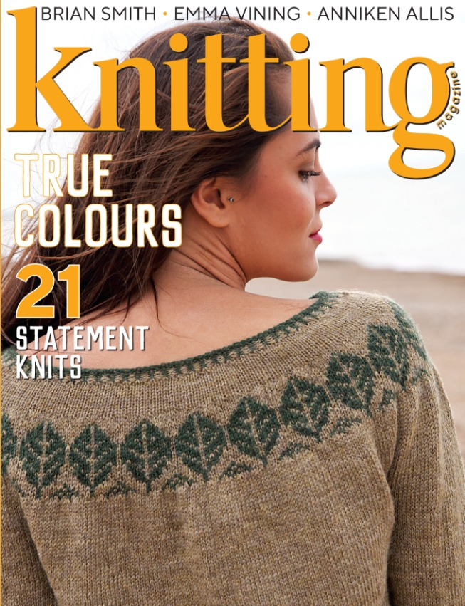 Knitting magazine 211