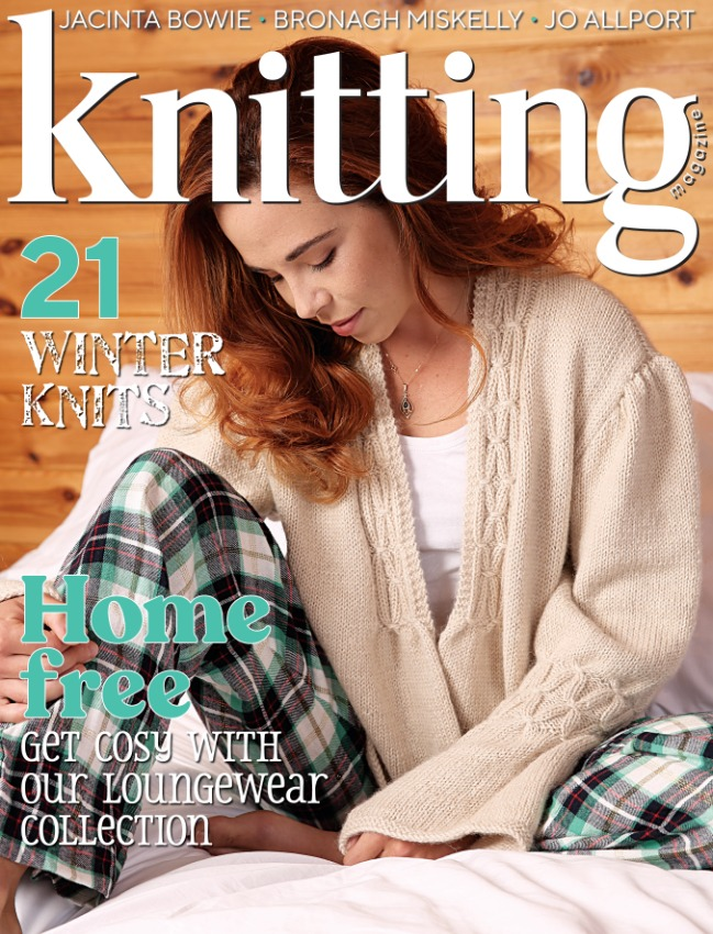 Knitting magazine issue 212