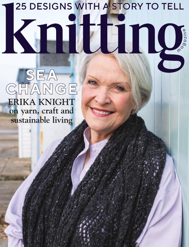 Knitting magazine 217