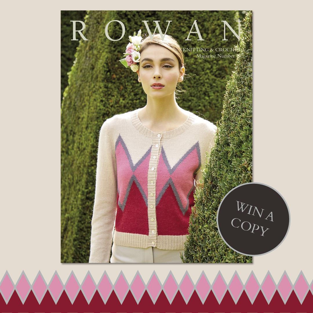 Win a copy of Rowan Magazine 69