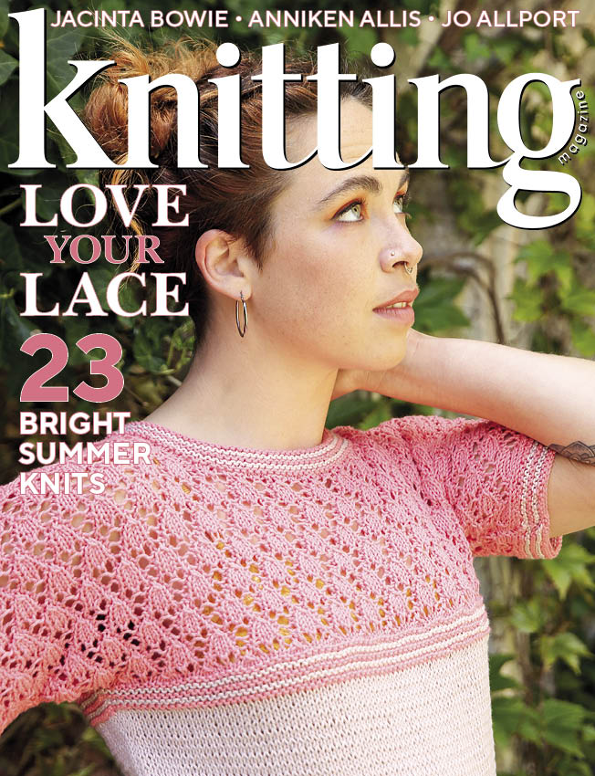 Knitting magazine 220